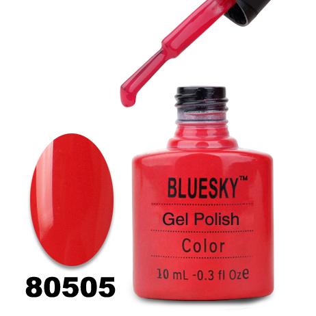 картинка Гель лак  Bluesky 80505-Коралловый от магазина Gumla.ru