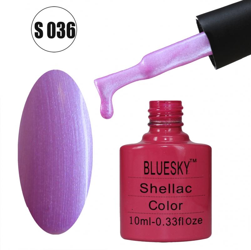 картинка Гель-лак BlueSky (серия S) 036 от магазина Gumla.ru