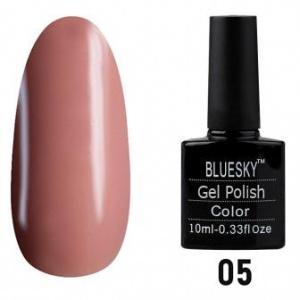 картинка Гель-лак BlueSky (Серия QBC) 05 магазин Gumla.ru являющийся официальным дистрибьютором в России