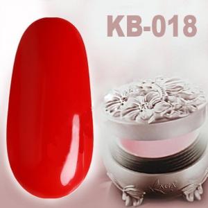 картинка KAGA Цв.гель KB-018 магазин Gumla.ru являющийся официальным дистрибьютором в России