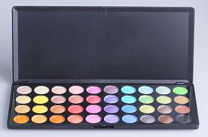 картинка Набор теней   40 цветов 1# G40 магазин Gumla.ru являющийся официальным дистрибьютором в России